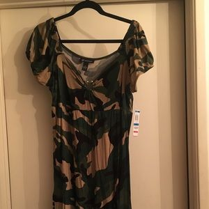 Ladies dress.